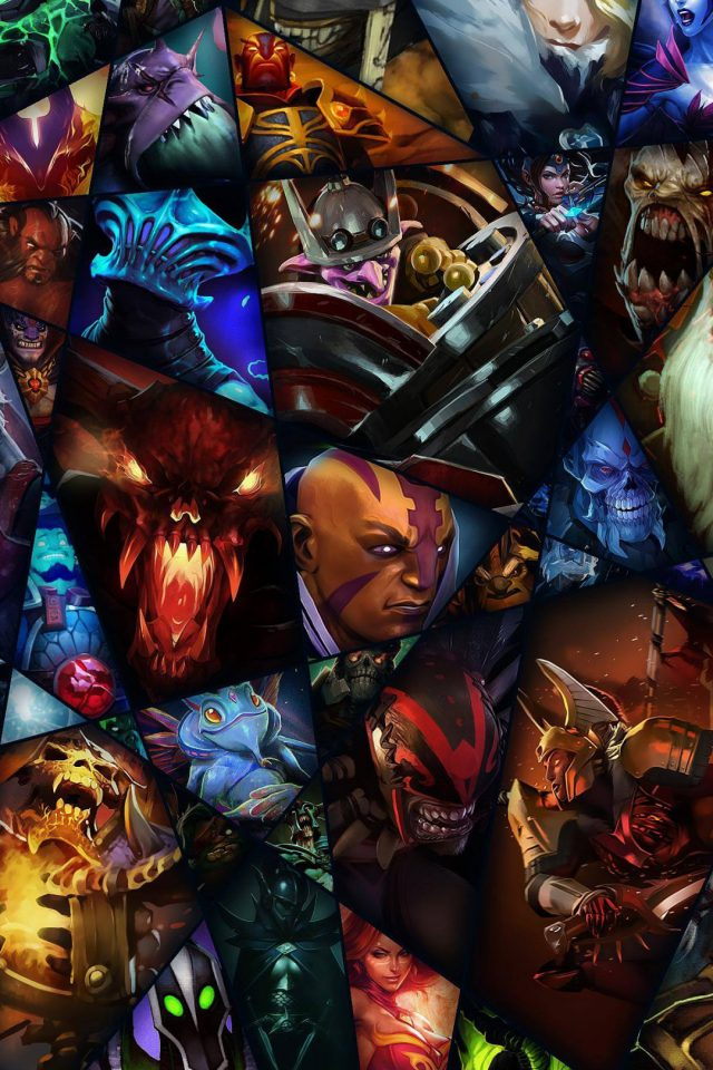 Dota 2 001 Android wallpaper