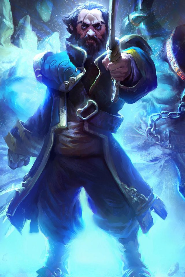 Dota 2 05 Android wallpaper