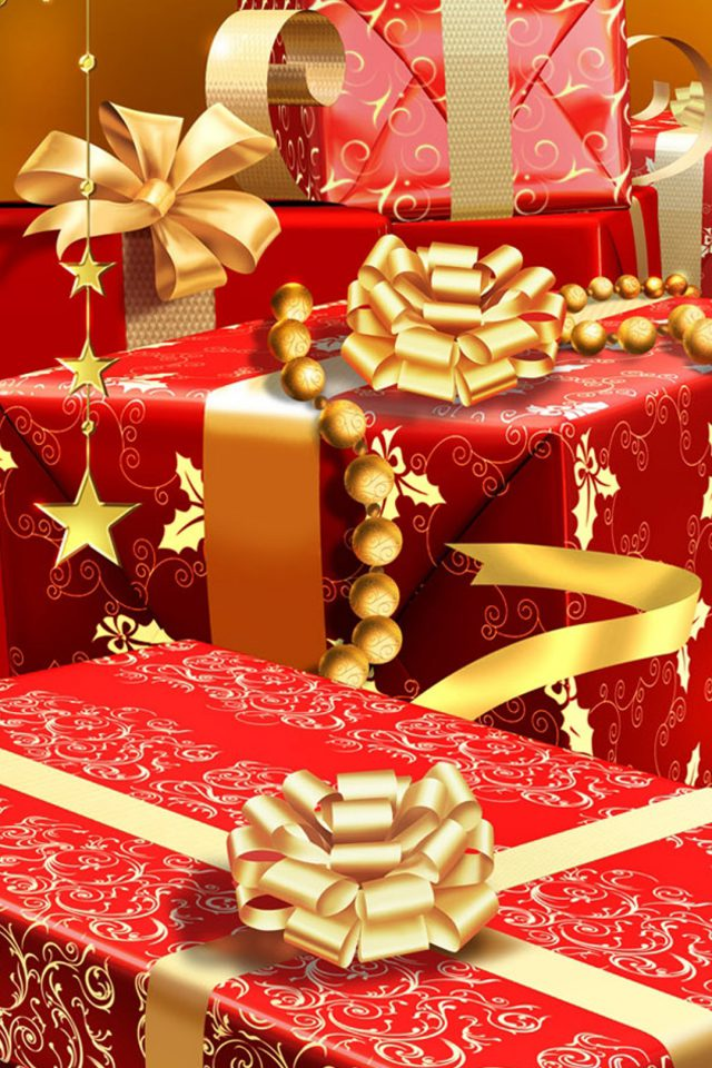 Christmas Presents Android wallpaper