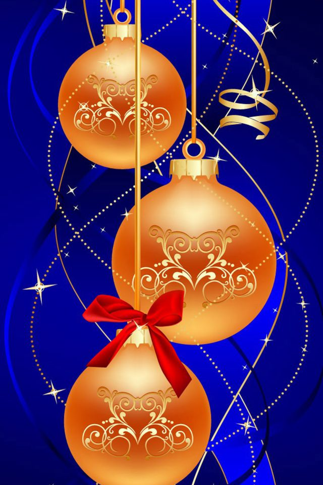 Christmas Tree Decoration Android wallpaper