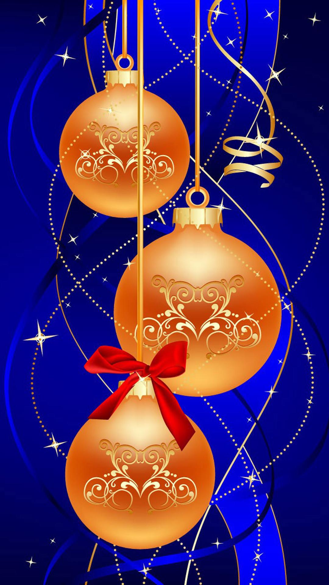 Christmas Hd Wallpaper For Android.Christmas Tree Decoration Android Wallpaper Android Hd