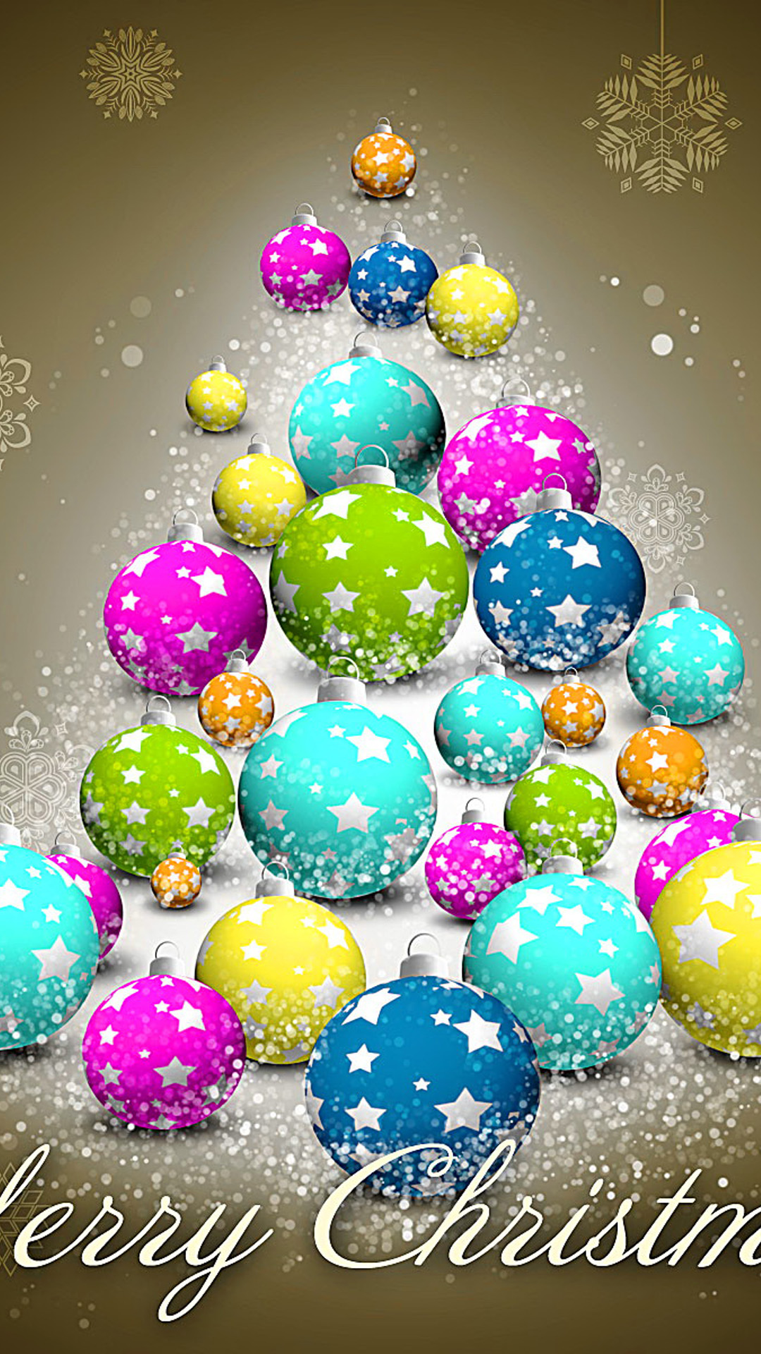 Christmas Hd Wallpaper For Android.Colorful Merry Christmas Android Wallpaper Android Hd