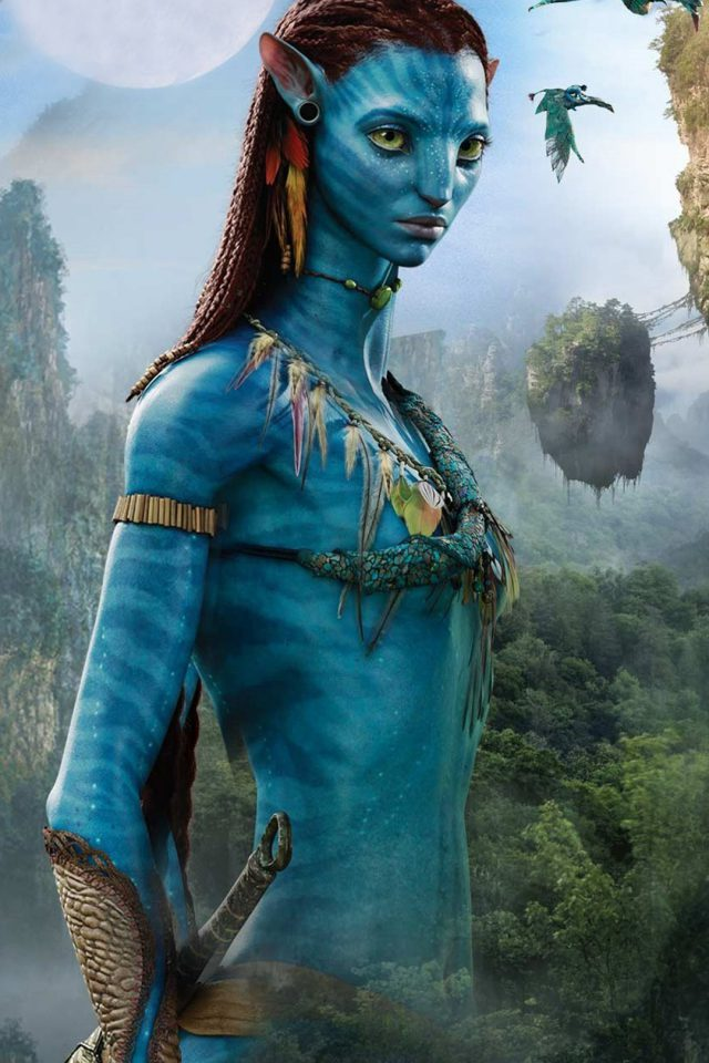 Avatar Female Android wallpaper