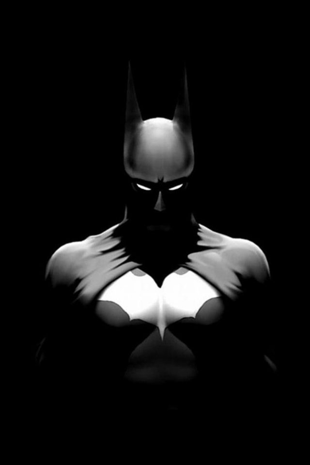 Bat Man Android wallpaper