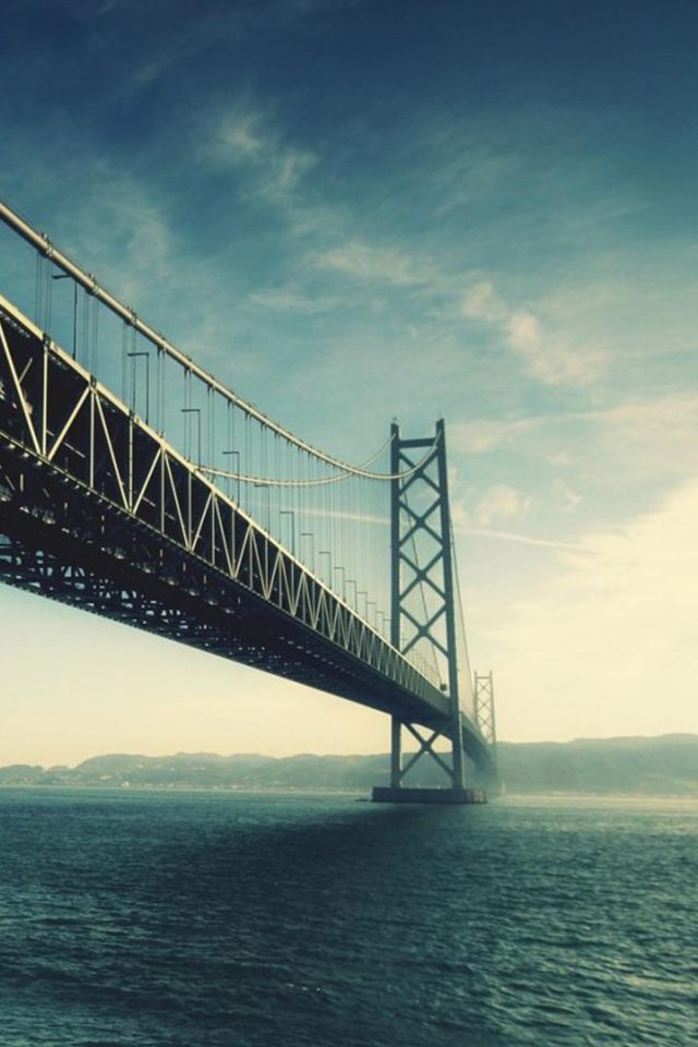 Bay Bridge Android wallpaper