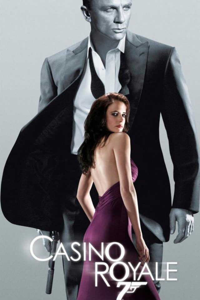 Casino Royale Android wallpaper