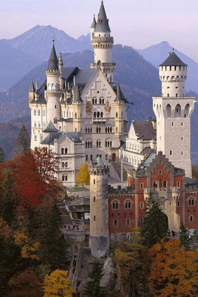 Castle Germany Android wallpaper