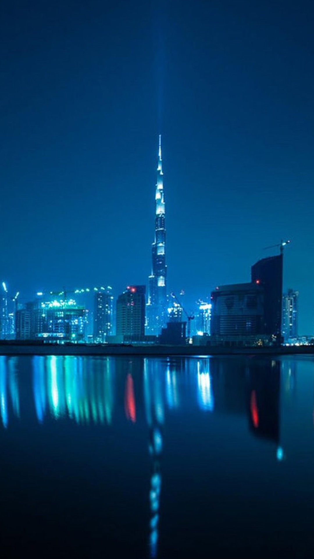 dubai burj khalifa android wallpaper - android hd wallpapers