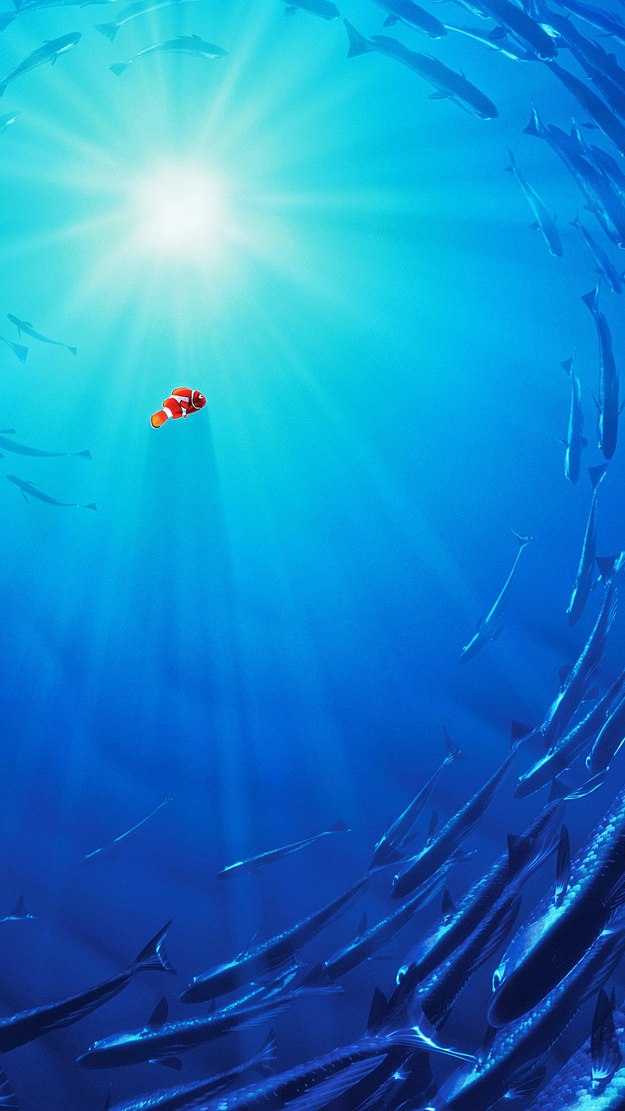 Finding Nemo Art Disney Android Wallpaper Android Hd