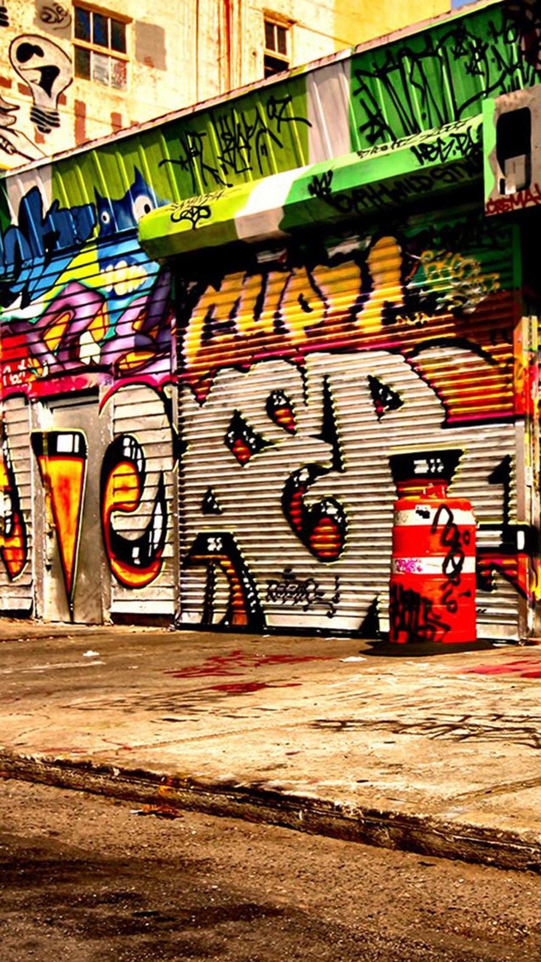 Unduh 300+ Wallpaper Android Graffiti HD
