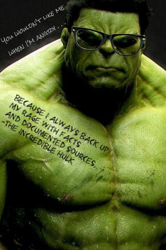 Hulk Android wallpaper