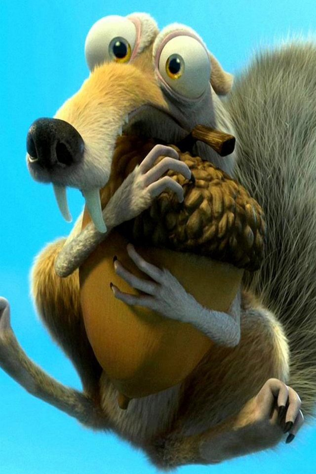 Ice Age 4 Android wallpaper