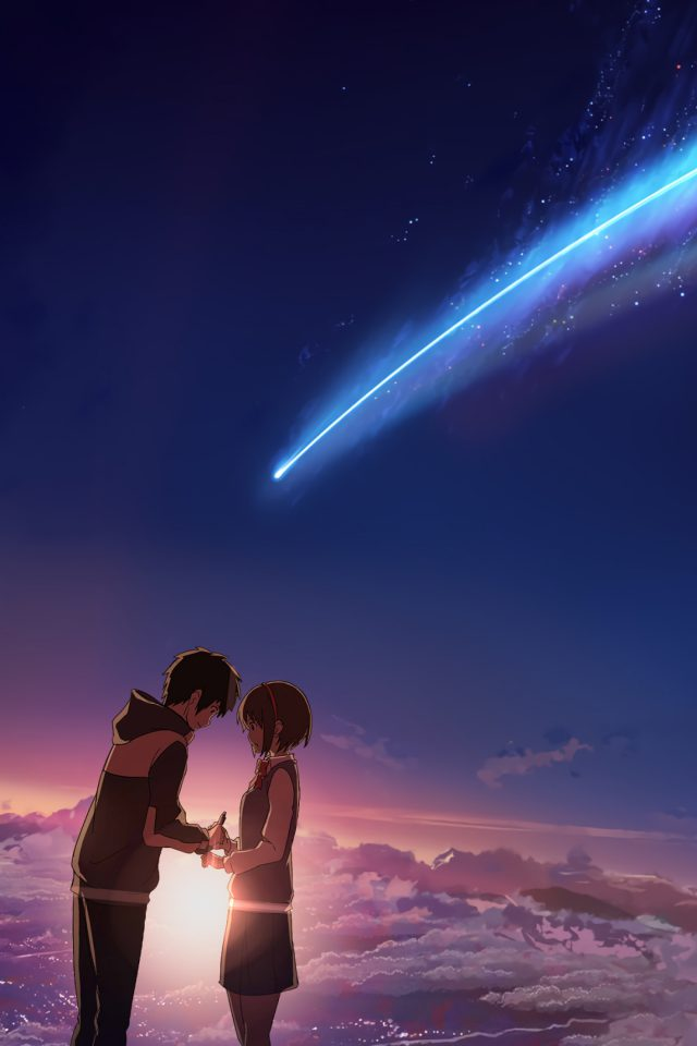 Kimi No Na Wa Your Name Android wallpaper