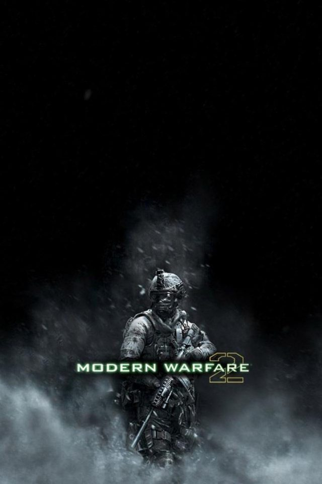 Modern Warfare 2 Android wallpaper