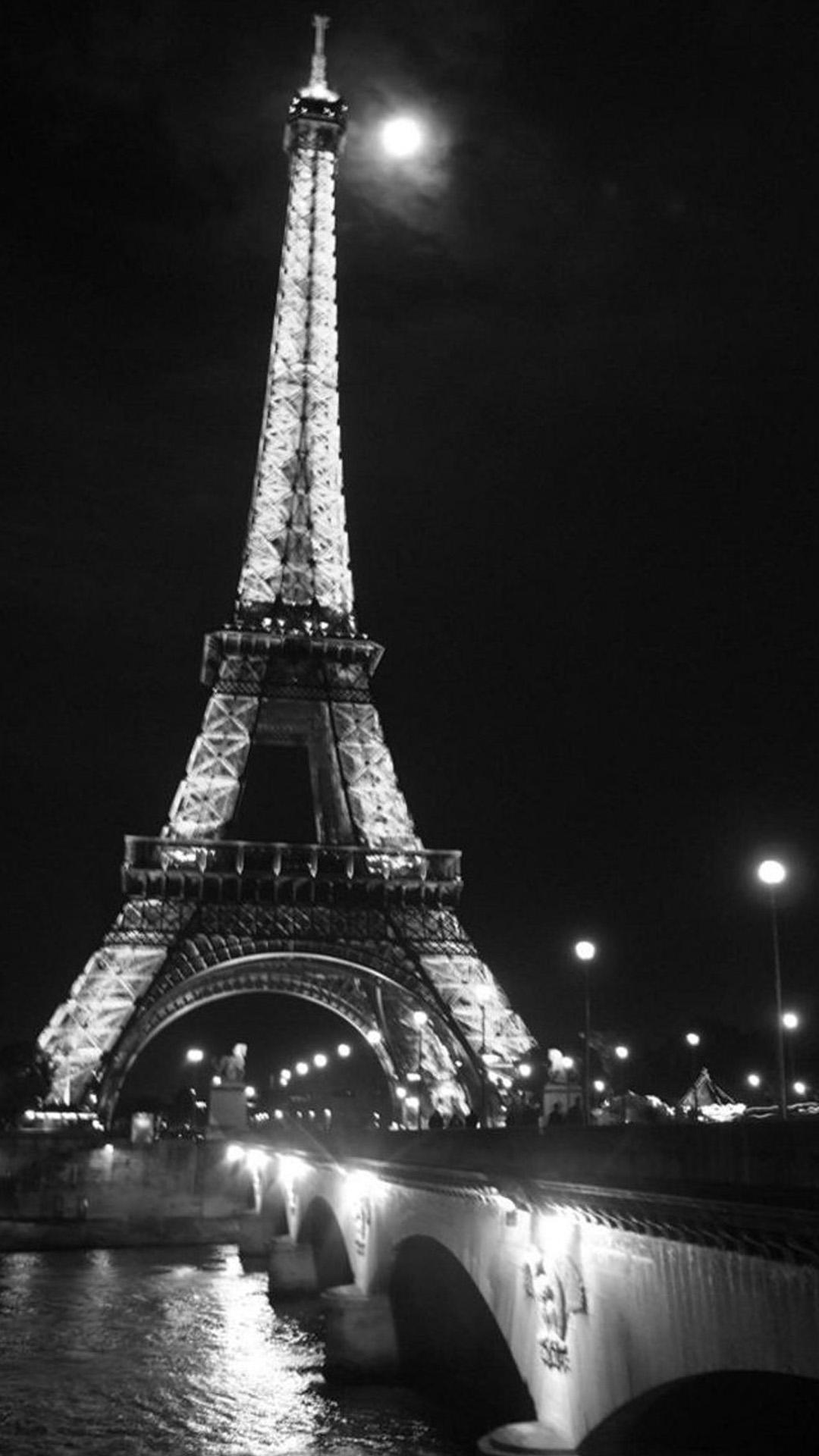Paris Eiffeltower Android Wallpaper
