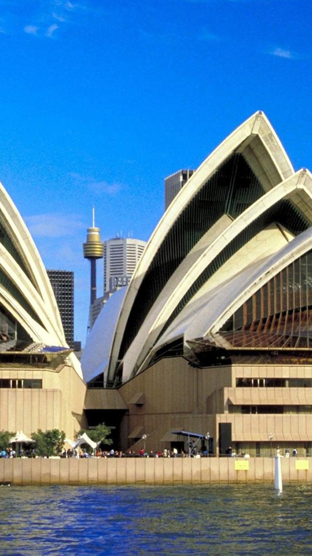 Sydney Opera House Android wallpaper