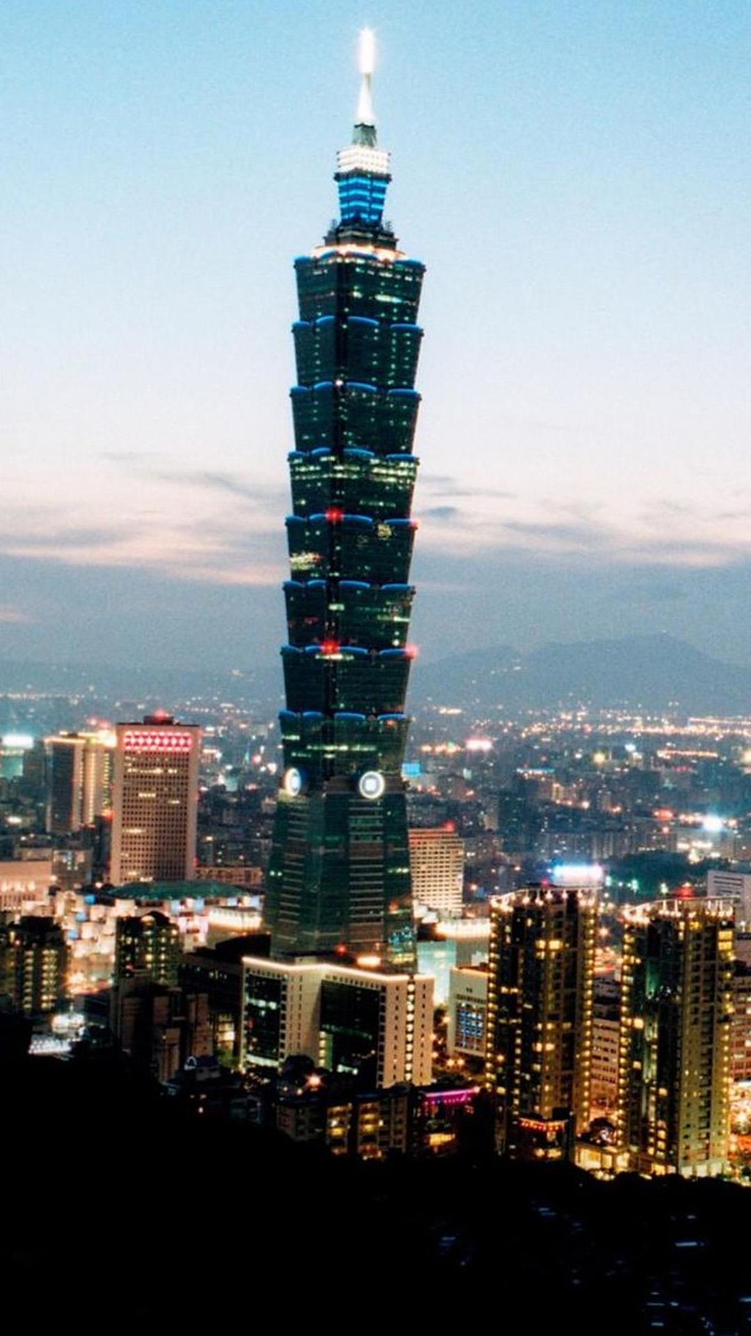 taipei 101 android wallpaper - android hd wallpapers