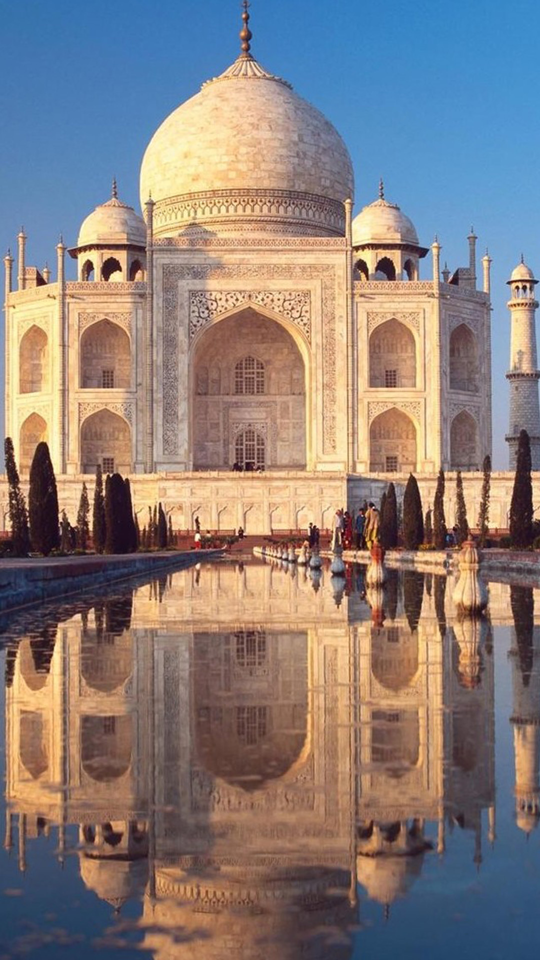 Taj Mahal Android Wallpaper Android Hd Wallpapers
