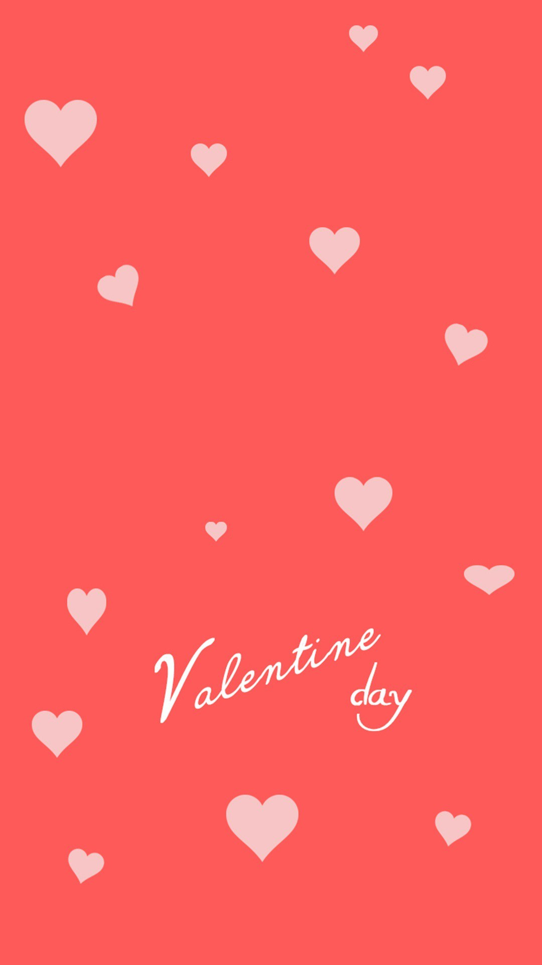 Valentine Day Android wallpaper