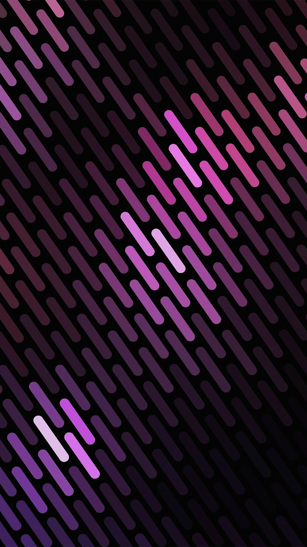 Abstract Pink Purple Dots Lines Pattern Android wallpaper