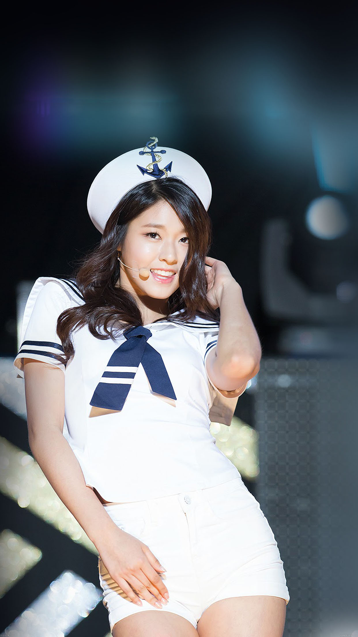 Aoa Kpop Seol Hyun Dance Android wallpaper