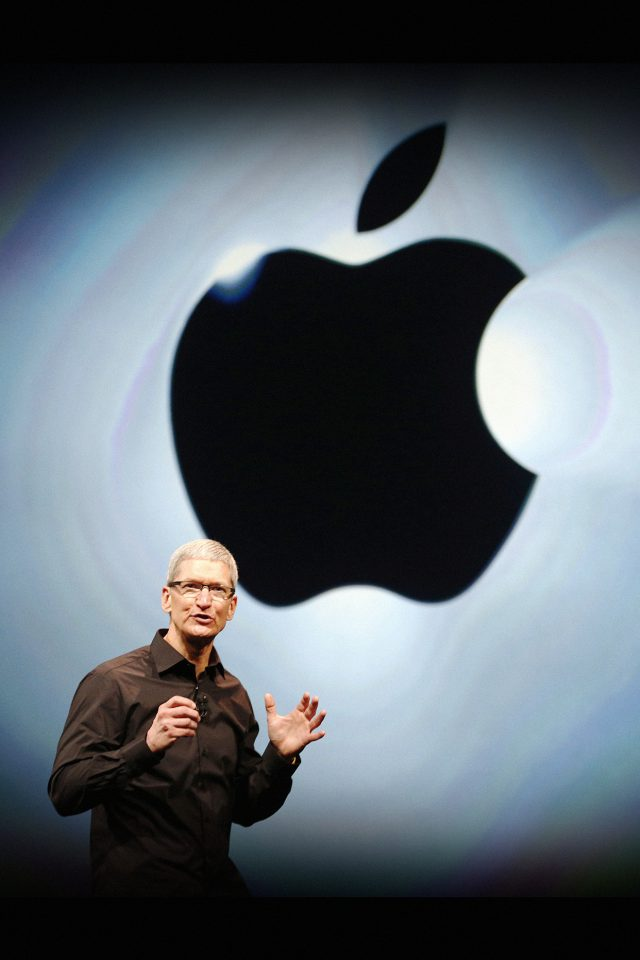 Apple Ceo Tim Cook Event Android wallpaper