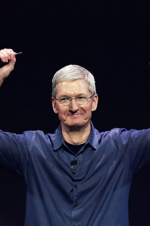 Apple Ceo Tim Cook Proud Android wallpaper