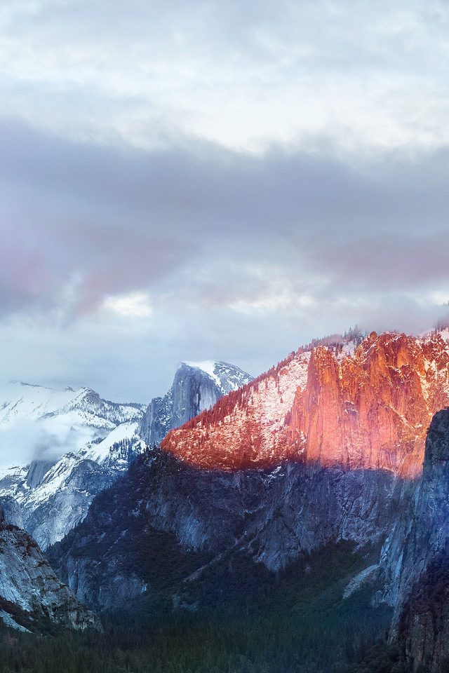 Apple El Capitan OSX Mac Mountain Wwdc Art Android wallpaper