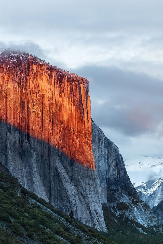 Apple El Capitan OSX Mac Mountain Wwdc Nature Android wallpaper