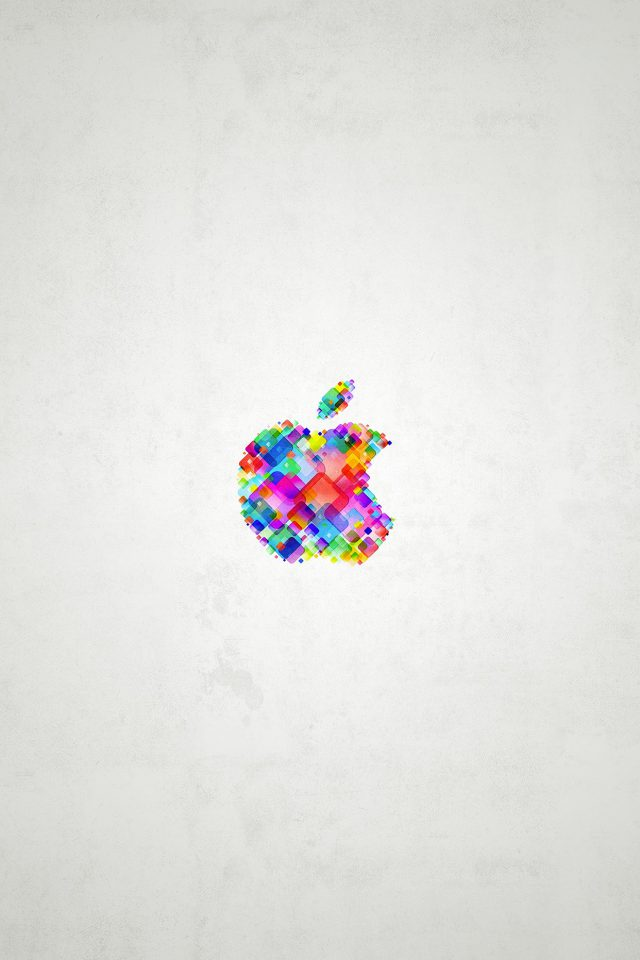 Apple Event Logo Art Minimal Android wallpaper