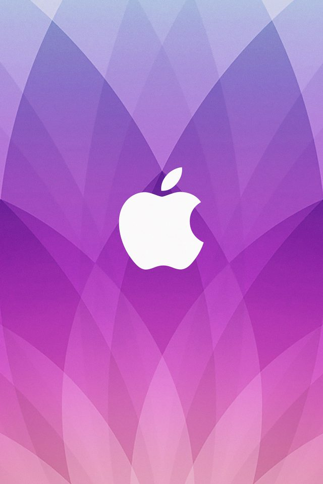 Apple Event March 2015 Purple Pattern Art Android wallpaper