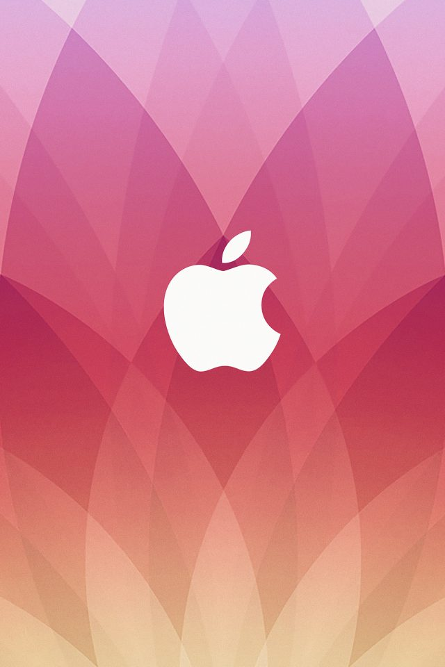Apple Event March 2015 Red Pattern Art Android wallpaper