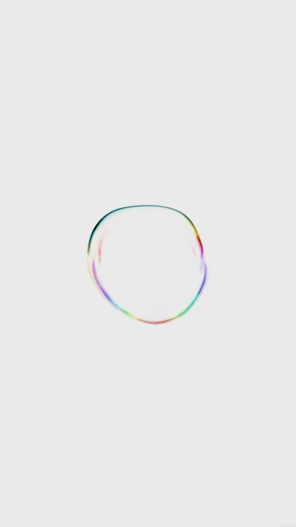 Apple Macbook Art Bubble White Android wallpaper