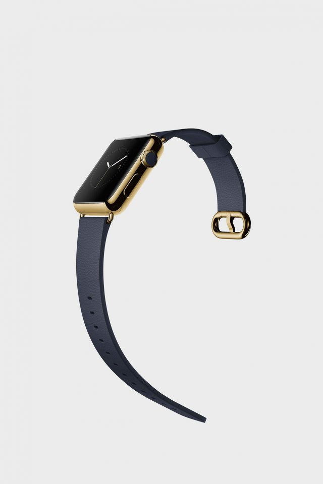 Apple Watch Gold Applewatch Art Android wallpaper