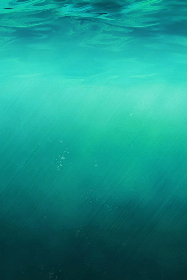 Apple IOS8 Sea Wallpaper Android wallpaper