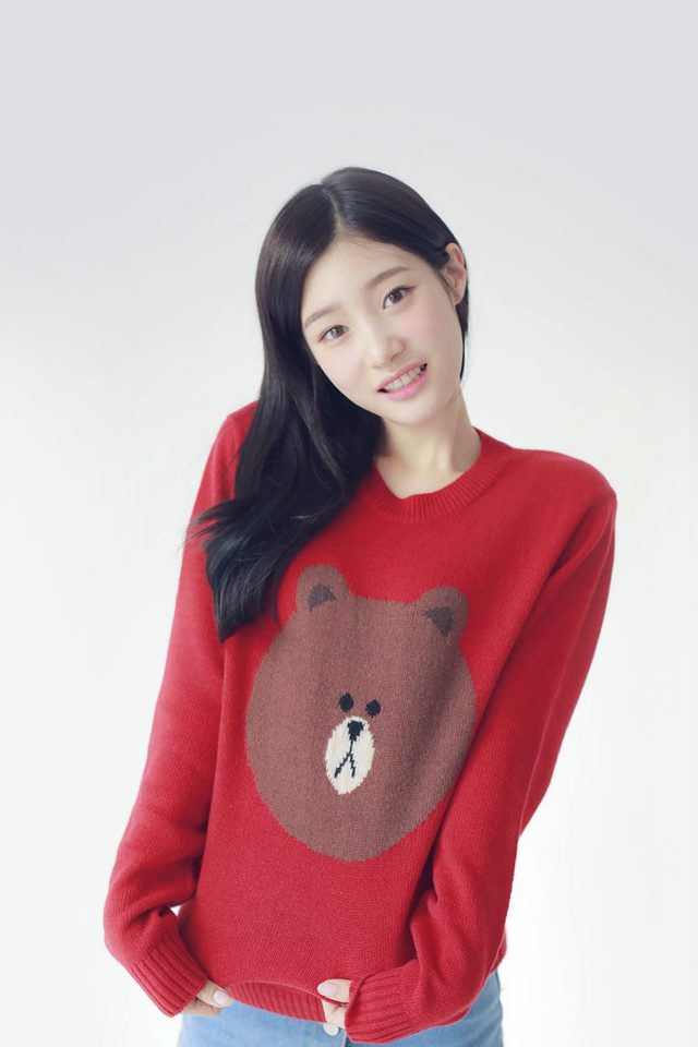 Chaeyeon Girl Kpop Cute Android wallpaper