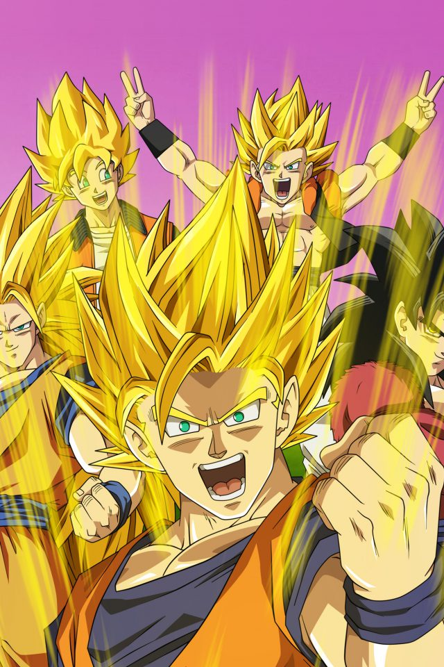 Dragonball Anime Art Android wallpaper