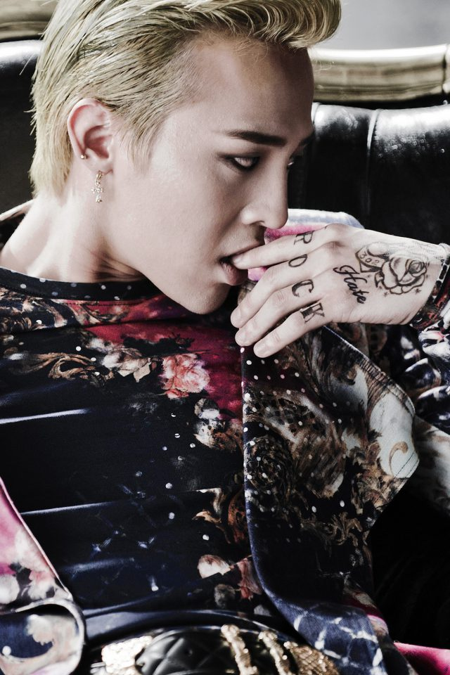 Gdragon Kpop Music Bigbang Android wallpaper