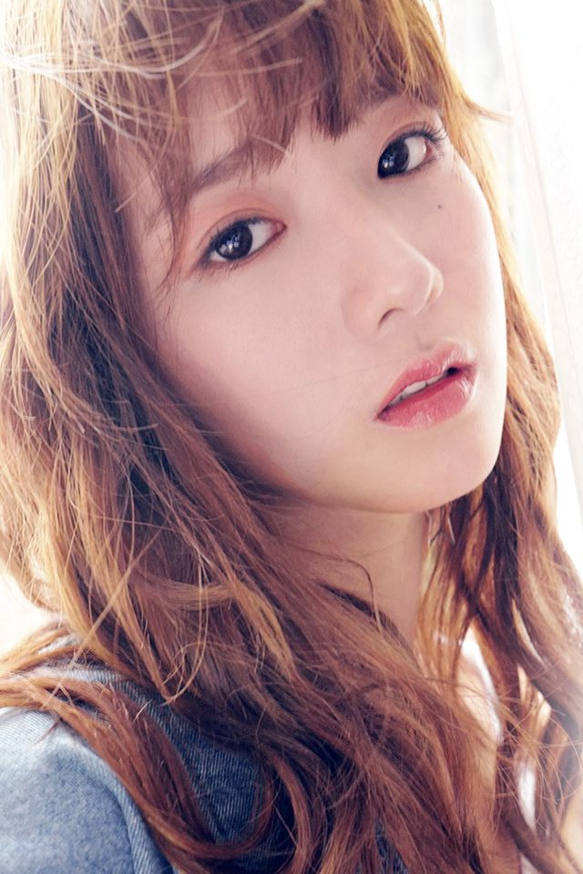 Girl Cute Kpop Celebrity Android wallpaper