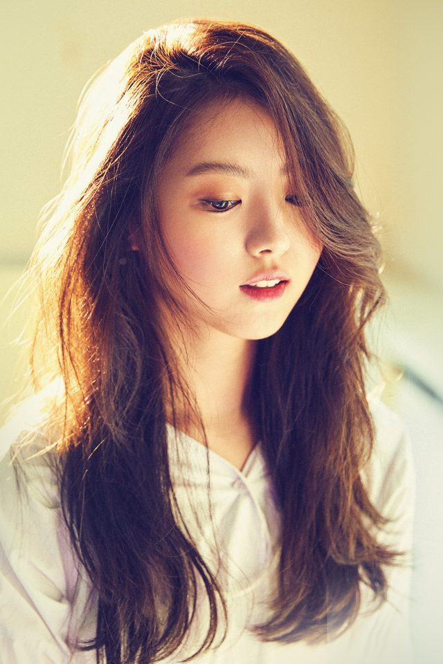 Girl Kpop Bokeh Cute Android wallpaper