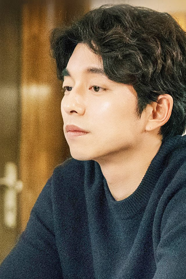 Gongyoo Handsome Korean Doggaebi Kpop Android wallpaper