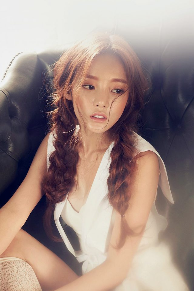 Gu Hara Mini Music Album Sexy Kpop Android wallpaper