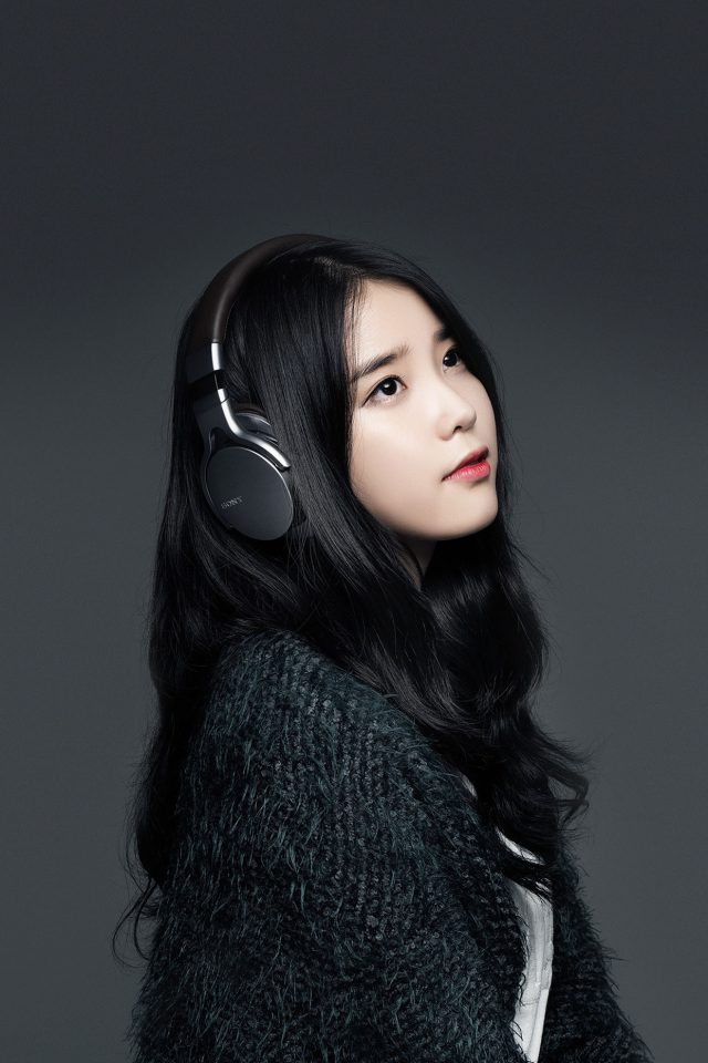 Iu Kpop Star Music Sony Android wallpaper