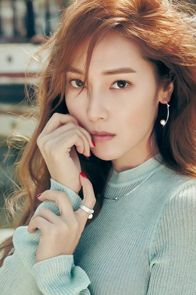 Jessica Kpop Girl Snsd Cute Woman Android wallpaper