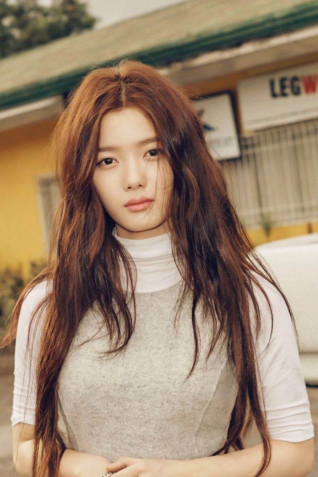 Kim Yoo Jung Kpop Girl Cute Android wallpaper