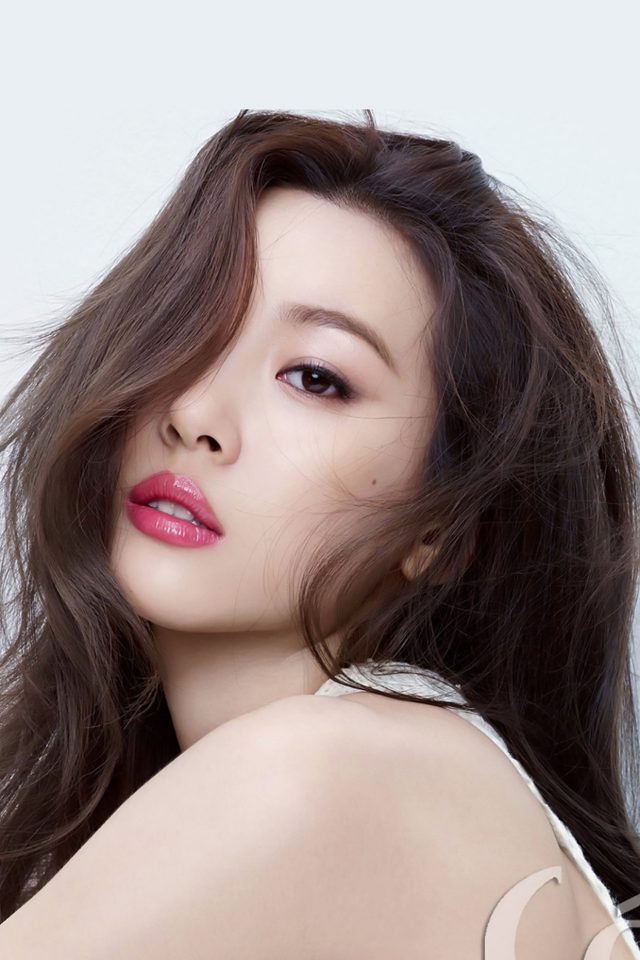 Kpop Jyp Girl White Asian Sunmi Android wallpaper
