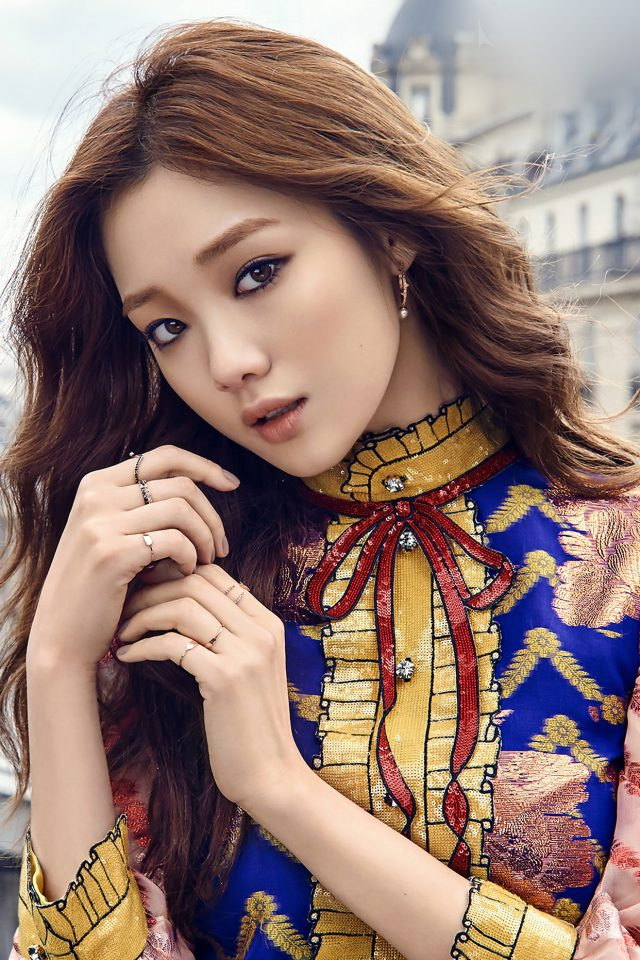 Lee Sunggyung Kpop Girl Model Celebrity Android wallpaper