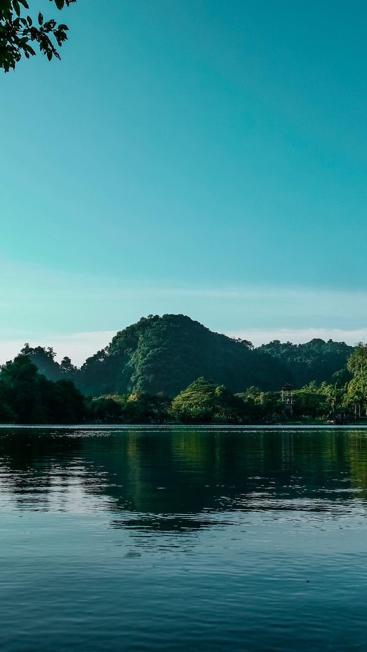 Nature River Lake Mountain Tree Vacation Blue Green