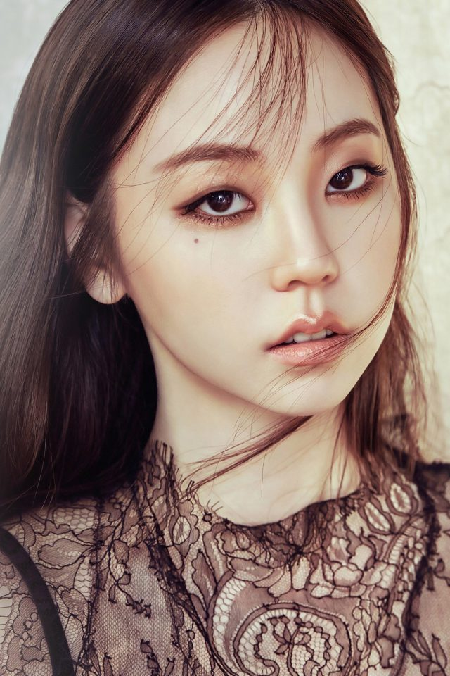 Sohee Girl Kpop Photoshoot Android wallpaper