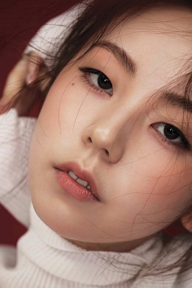 Sohee Kpop Girl Celebrity Face Android wallpaper